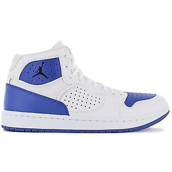 JORDAN ACCESS - Men's Shoes White-Blue AR3762-104 Sneakers Sports Shoes