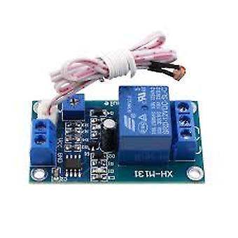 Light Control Switch Photoresistor Relay Module Detection Sensor Module