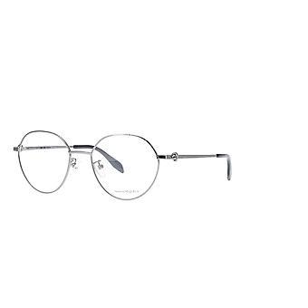 Alexander Mcqueen AM0319O 001 Ruthenium Glasses