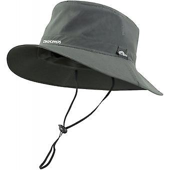Craghoppers Nosilife Outback Hat - Mørk Khaki