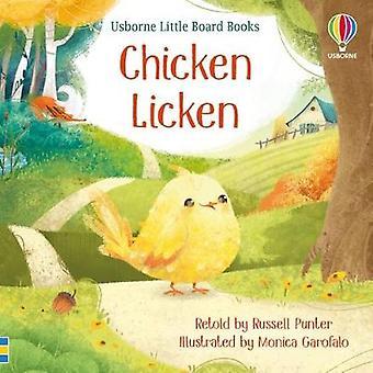Chicken Licken Little Board Books