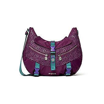 Desigual Bols_Stardust Yangra - حقيبة الكتف النسائية، اللون: الأرجواني