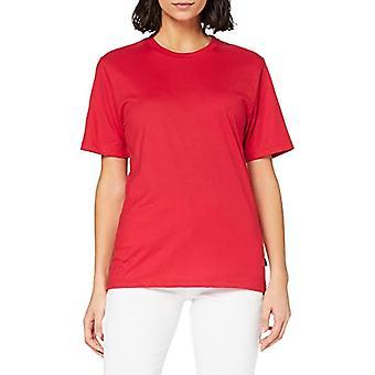 Trigema 538202 T-Shirt, Red (Cherry 036, M Woman