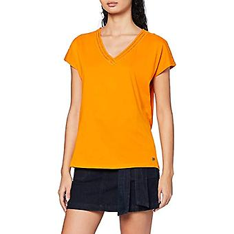 Garcia S00003 T-Shirt, Pepper Orange, XXL Woman