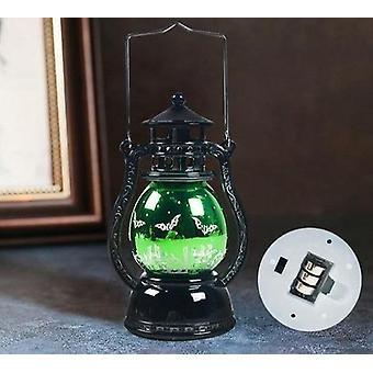 هالوين ريترو زيت صغير مصباح هالوين الديكور للمنزل