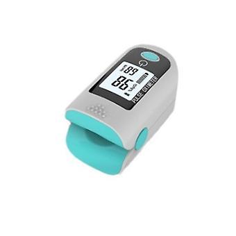 نبض الإصبع الأزرق oximeter الأكسجين في الدم مراقبة تشبع az4025