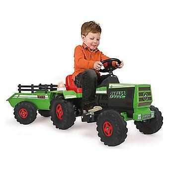 Tractor Injusa Basic 6V (136 x 52 x 50 cm)