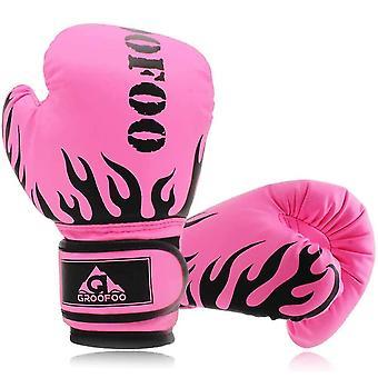 6Oz pink 4oz & 6oz kids boxing gloves dt6474