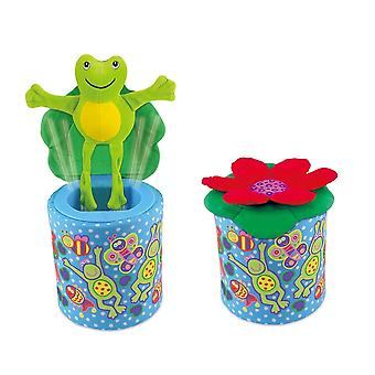 Galt Toys - Frosch in einer Box Spielzeug