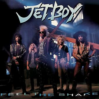 Jetboy - Feel The Shake CD