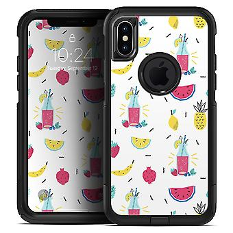 Tropical Summer Love V1 - Skin Kit For The Iphone Otterbox Cases