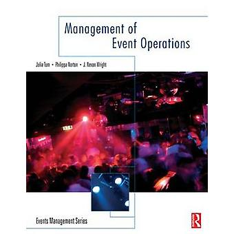 Management of Event Operations by Julia Tum