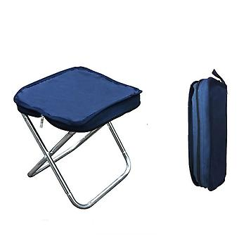 Outdoor Folding Chair For Camping,oxford Cloth With Carry Bag