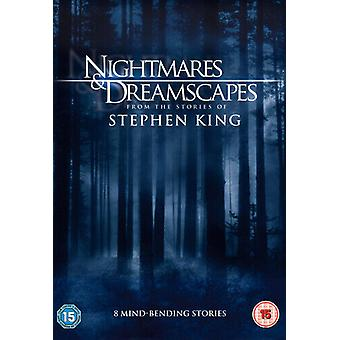 Stephen Kings Nightmares and Dreamscapes DVD (2007) William Bowman (DIR) Region 2