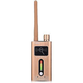 Rilevatore di segnali spia wireless rilevatore di bug per radar del dispositivo di ascolto dell'obiettivo della fotocamera nascosta