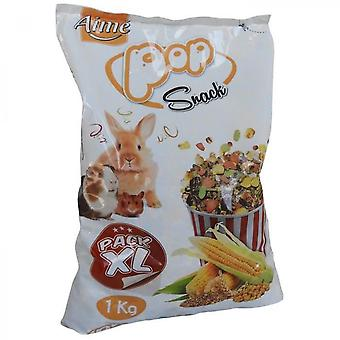 Aime Sweet Mix Popcorn And Corn Flakes - For Rabbits And Rodents - 1 Kg (x1)