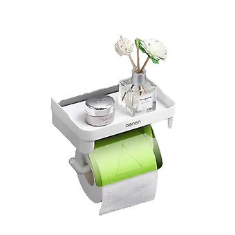 Wall Mount Toilet Paper Holder - Bathroom Accessories