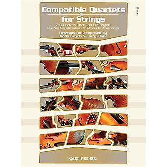 Quartetos compatíveis para cordas