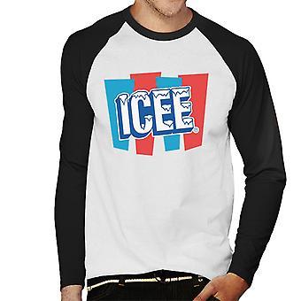 ICEE Classic Logo Men's Baseball Long Sleeved T-Shirt