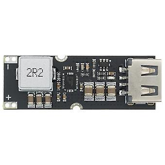 Tps61088 yksikennoinen litiumakku teho moduuli kortti 3.7v 4.2v litra 5v 9v 12v usb matkapuhelin nopea lataus qc2.0 qc3.0