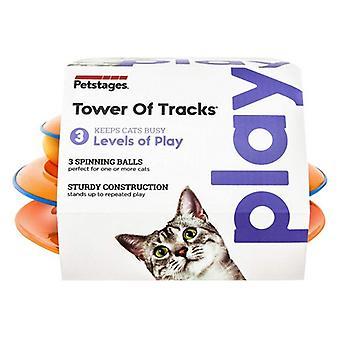 Outward Hound Petstages Interactive Cat jucărie pentru angajament mental și fizic - 1 conta
