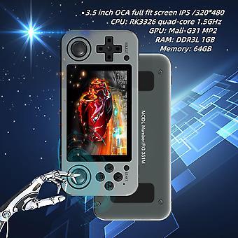 Tragbare Handheld-Spielkonsole 3,5 ZOLL 2400 SPIELE| Handheld-Spieler