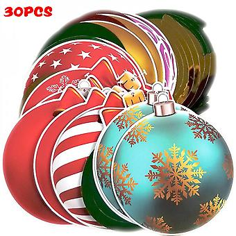 Christmas Decorations Ceiling Hanging Swirl Decorations Spiral Streamers For