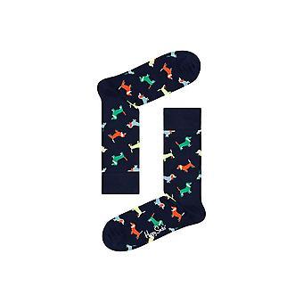 Happy Socks Strumpor Puppy Love Strumpor Flerfärgad