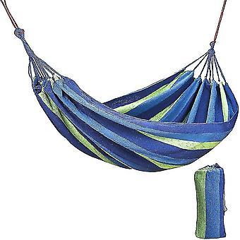 الأراجيح أرجوحة القطن في الهواء الطلق متعددة الأشخاص 260 × 150 سم دولبي سرير الأطفال سوينغ
