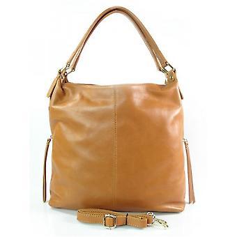 Vera Pelle A4 Camel W678C everyday  women handbags