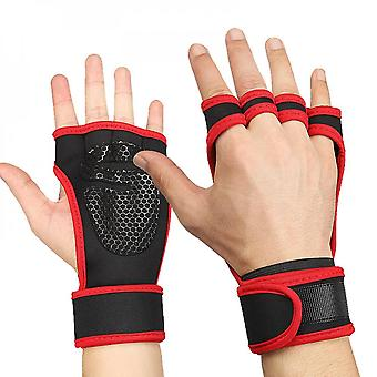 Sports Weight Lifting Gloves For Men & Woman Breathable Training Gloves