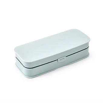 Naaikit Naaipakket Naaidoos Multifunctioneel Huishoudelijk Handnaain Naaipakket Opslag Naaien Plastic Naaidoos (blauw)