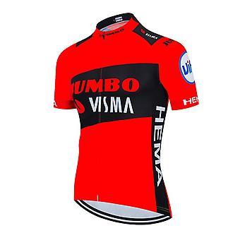 Hiver 2021 Nouveau Motif Polaire Thermique Chaud Cyclisme Jersey Set Hommes Outdoor Riding VTT Ropa Ciclismo Bib Pantalon Set Cyclisme