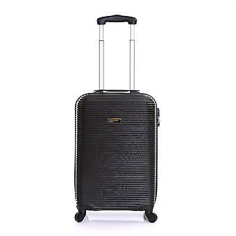 Karabar Grantham II maleta dura de 55 cm, negro
