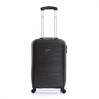 Karabar Grantham II 55 cm harde koffer, zwart