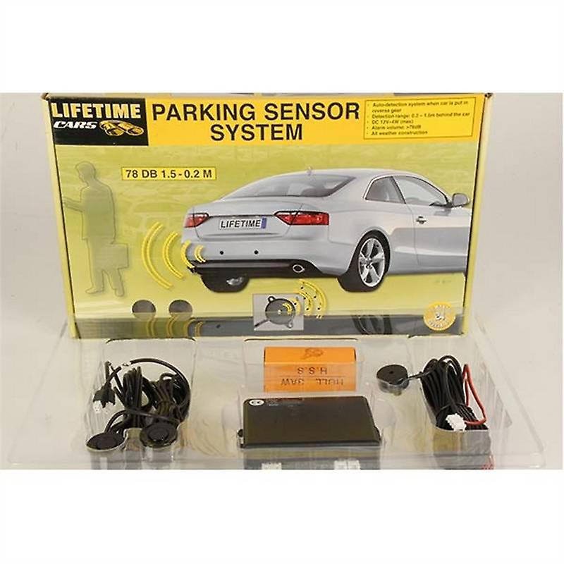 Parking Sensor and Buzzer