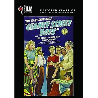 Clancy Street Boys [DVD] USA import