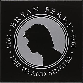 Bryan Ferry - Island Singles 1973 - 1976 [Vinyl] USA import