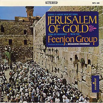 Margalit Ankory - Jerusalem of Gold [CD] USA import