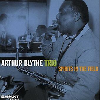 Arthur Blythe - Spirits in the Field [CD] USA import