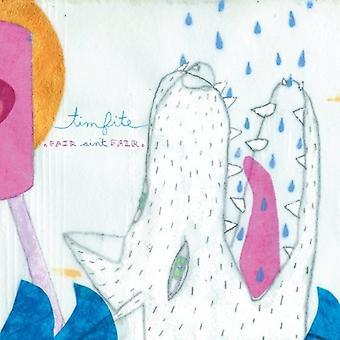 Tim Fite - Fair Ain't Fair [CD] USA tuonti