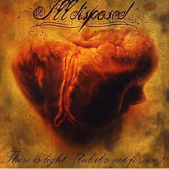 Illdisposed - There Is Light (But It's Not for Me) [CD] USA import