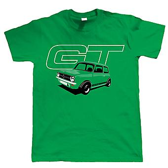 1275 GT, Herren Klassische Auto T Shirt - Clubman Geschenk für Papa ihn Geburtstag