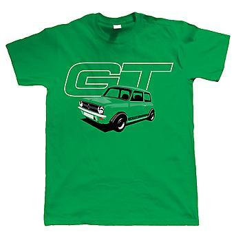 1275 GT, Mens Classic Car T Shirt - Clubman Gift for Dad Him Birthday