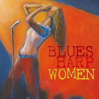 Various Artist - Blues Harp Women [CD] USA import
