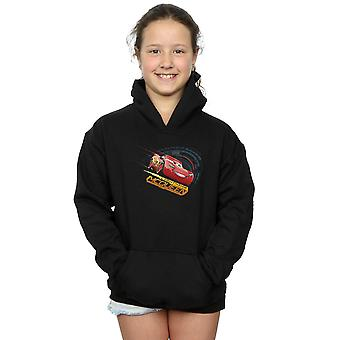 Disney Girls Cars Lightning McQueen Hoodie