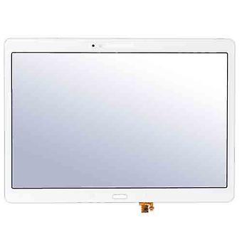 شاشة تعمل باللمس سامسونج غالاكسي تبويب S 10.5 (T800-T805)-أبيض