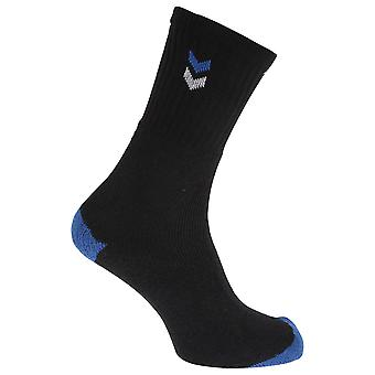 Mens diverse motiv Sport sokker (5 par)
