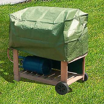 My Garden Durable Waterproof Outdoor Trolley BBQ Cover
