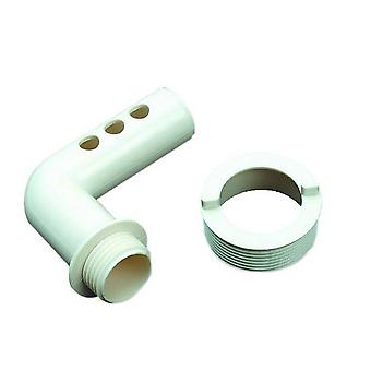 Swimline 8584 Pool Fountain Elbow and Collar Set
